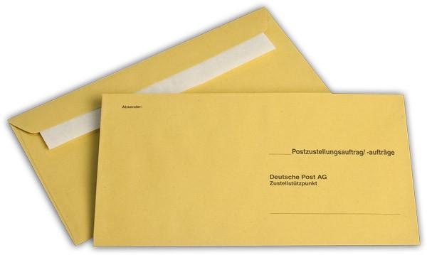Zustellungsumschlag ZU360 äußerer Umschlag (100 Stk.)