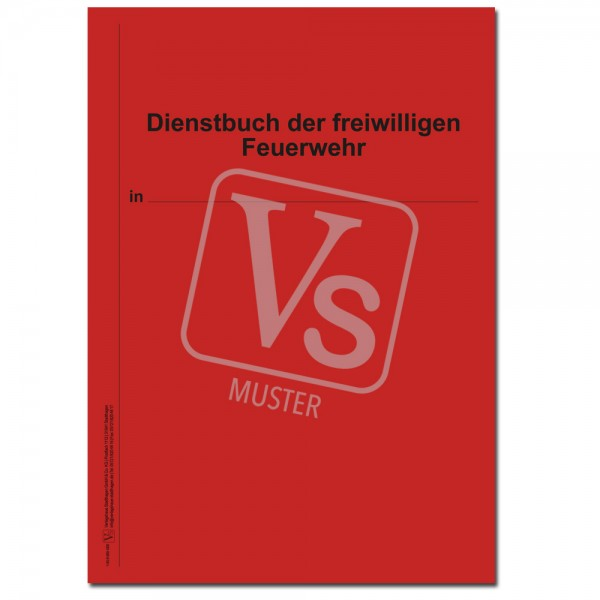 Dienstbuch der Feuerwehr