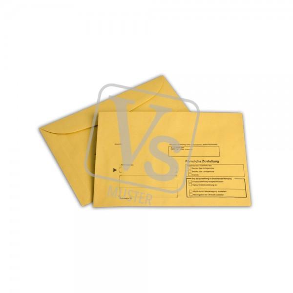 Zustellungsumschlag ZU215 innerer Umschlag (100 Stk.)