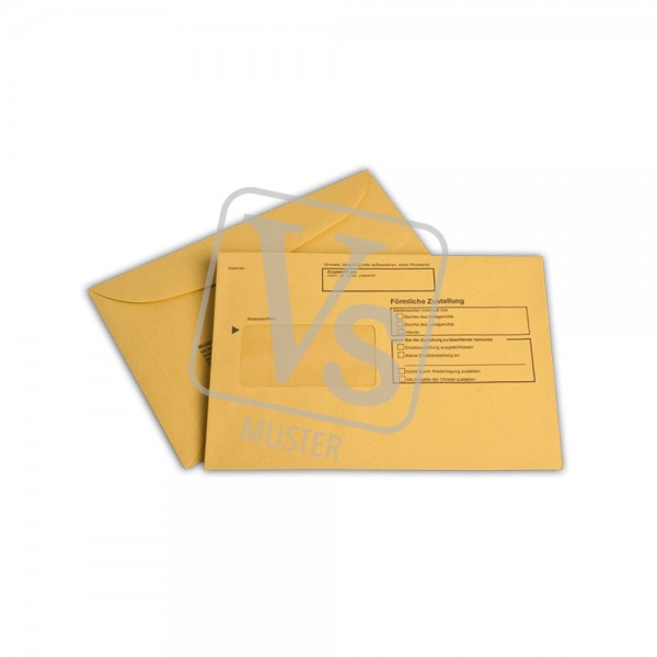 Zustellungsumschlag ZU220 innerer Umschlag (100 Stk.)