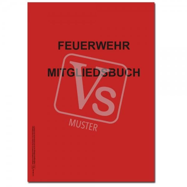 Mitgliedsbuch Feuerwehr