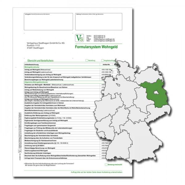 Bestellschein Wohngeld Brandenburg